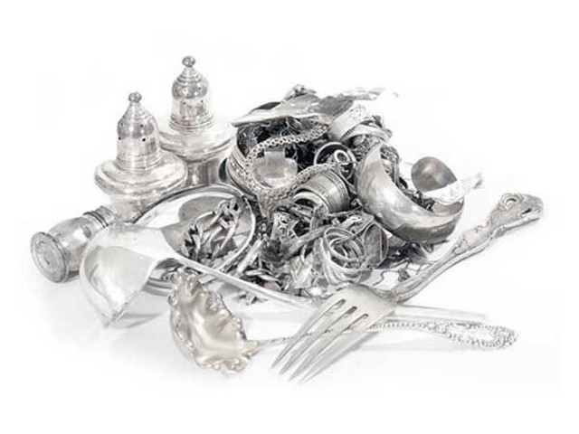 Cash for Silver jewelry