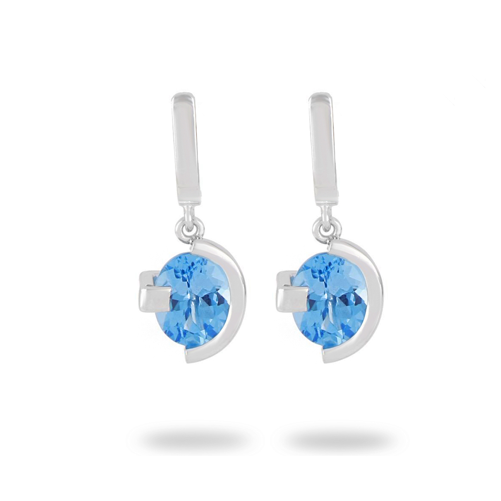 Custom Birthstone Earrings